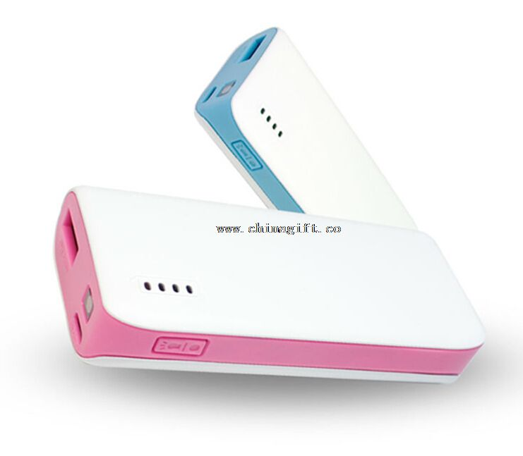 power bank with led flashlight and indicator light