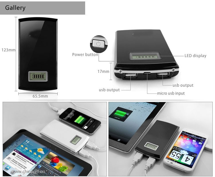 power bank for netbook