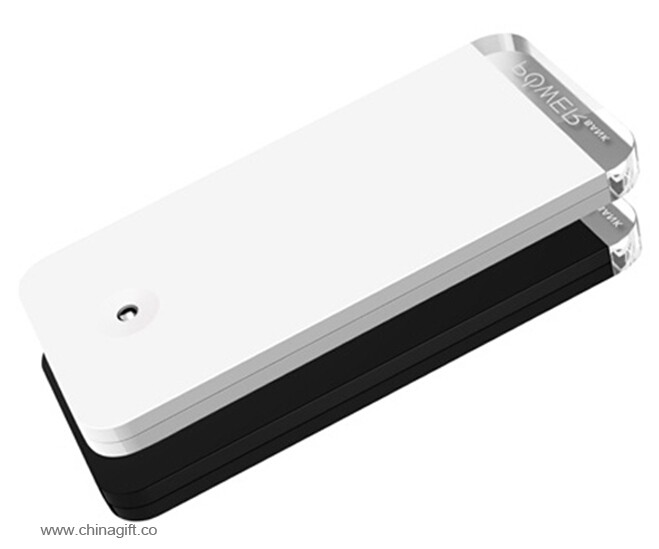 slim portable power bank 4000mah