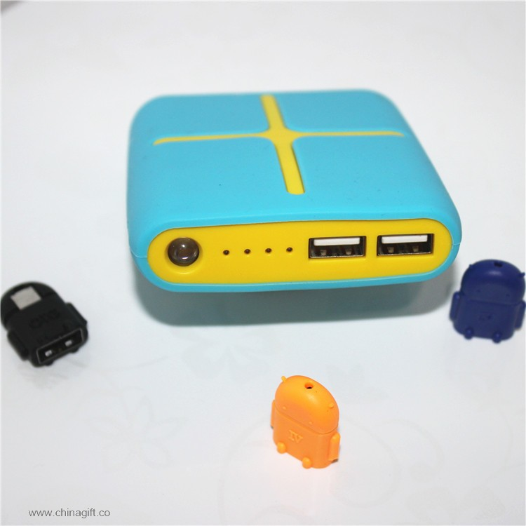 silicon power charging station powerbank