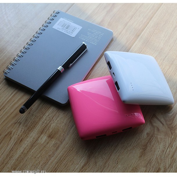 wireless Power Bank Real Capacity 8000mah