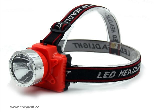 Solid Mode LED Flashlight