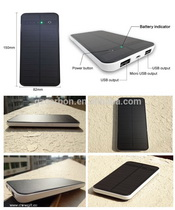 8000mah solar battery charger images