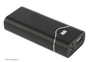 portable torch power bank 5200mah images
