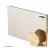 Ultra-thin aluminum alloy power bank images