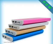 Super slim OEM fast charging power bank images