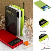 slim touch screen powerbank4000mah images