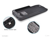Super slim Extra power charger case images