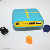 silicon power charging station powerbank images