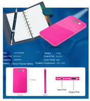 slim power bank usb 4000mah images